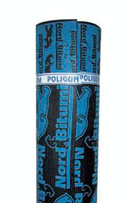 POLIGUM EXTRA 10, Plasto-elastomeric polymer bitumen membrane (APP) with reduced weight/thickness ratio